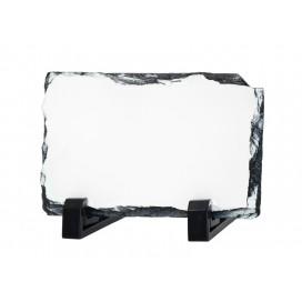 Large Rectangular Stone w/ UV Coating (20*30cm) (10/pack)