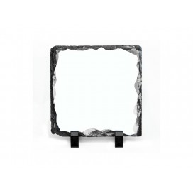 Small Square Stone  w/ UV Coating (15*15cm)(10/pack)