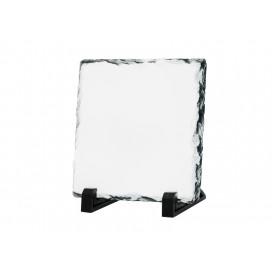 Medium Square Stone w/ UV Coating (20*20cm) (10/pack)