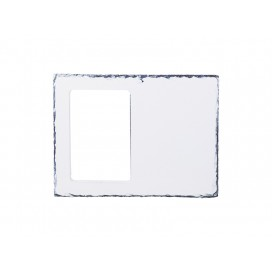 Square Shape Frame Slate(19*25cm)  (10/pack)