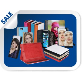 Sublimation MINI Package 599- Leather Cases(1/pack)