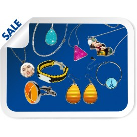 Sublimation MINI Package 299- Jphoto Jewellries(1/pack)