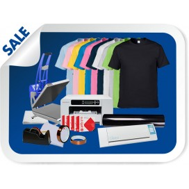 Sublimation MINI Package Jsubli Apparel Solution Package(1/pack)