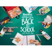 Back-to-School Package-Sublimation School Supplies(1/pack)