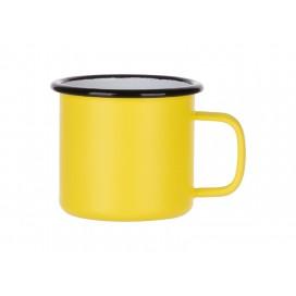 12oz/360ml Enamel Mug (Matt Yellow)(10/pack)