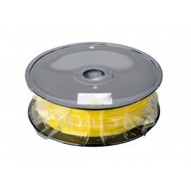PLA 3D Printer Filament (1.75mm, Yellow)(1/pack)