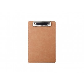 PU Leather Clipboard withMetal Clip(Blue, A5 size)   (10/Pack)