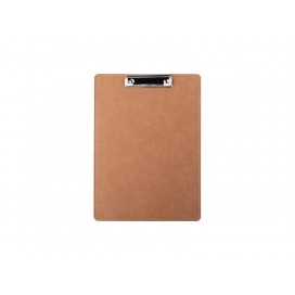 PU Leather Clipboard withMetal Clip(Blue, A4 size)   (10/Pack)