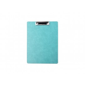 PU Leather Clipboard withMetal Clip(Green, A4 size)   (10/Pack)