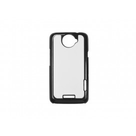 HTC One X Cover (Plastic, Black) (10/pack)