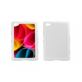 Samsung GALAXY Tab P6800 cover (White) (10/pack)