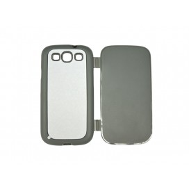Samsung Galaxy S3 i9300 Foldable Rubber cover (Gray) (10/pack)