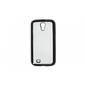 2 in 1 Samsung Galaxy S4 cover (Rubber,Black) (10/pack)