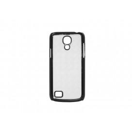 Samsung Galaxy S4 MINI cover (Plastic, Black) (10/pack)