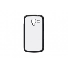 Samsung Galaxy ACE2 i8160  Cover (Plastic, Black) (10/pack)