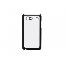 SamsungGalaxy S Advance i9070 Cover (Plastic, Black) (10/pack)