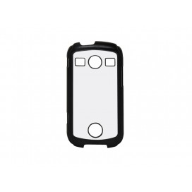 Samsung Galaxy XCover 2 S7110  Cover (Plastic, Black)(10/pack)