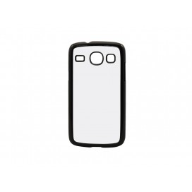 Samsung Galaxy Core I8262 Cover (Plastic, Black) (10/pack)