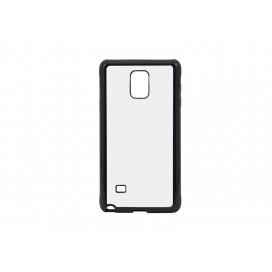 2 in 1 Samsung Galaxy Note 4 Cover (TPU, Black) (10/pack)