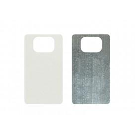 Blank Samsung i9100 Inserts( Alu) (10/pack)