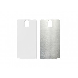 Blank SS Galaxy Note 3 Cover  insert( J·iCase Alu, Grade A) (10/pack)