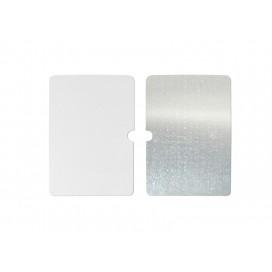 Blank Samsung Tab P5200 Inserts (Alu) (10/pack)