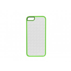 iPhone 5C Cover (Plastic, Green)(10/pack)