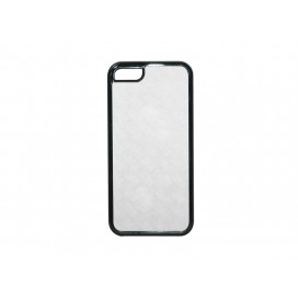 iPhone 5C Cover (Rubber,Black)(10/pack)