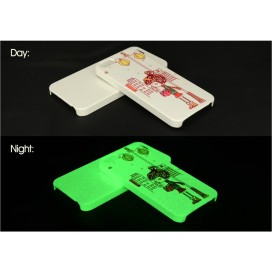 3D iPhone 5/5S Cover(Glossy,luminous)(10/pack)