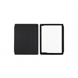 Sub Magnetic Flip  iPad Case  (Black)(10/pack)