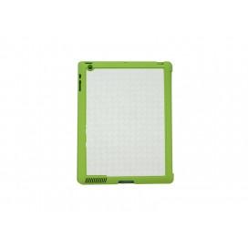 Sub Magnetic Flip  iPad Case  (Green)(10/pack)