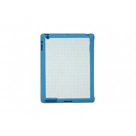 Sub Magnetic Flip  iPad Case (Blue)(10/pack)
