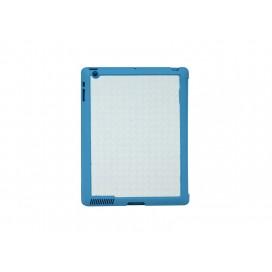 Sub Magnetic Flip  iPad Case (Blue)(10/pack)