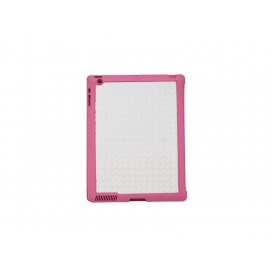 Sub Magnetic Flip  iPad Case  (Pink)(10/pack)