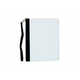 Rotatable iPad Case with Strap(Black)(10/pack)