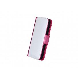 iPhone 4/4s Foldable Case(Purple Red)(10/pack)