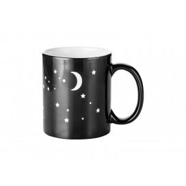 11oz Engraving Color Changing Mug (Star) (48/pack)