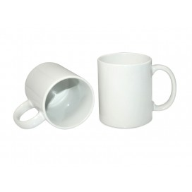 11oz White Coated Mug-Grade AA(36/pack)