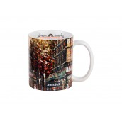 Classic Inner Lip 11oz Ceramic Mug (36/carton)