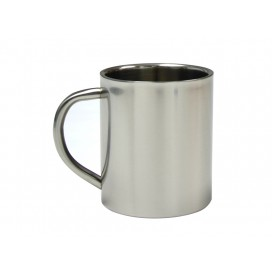 300ml Stainless Steel Mug (100/case)
