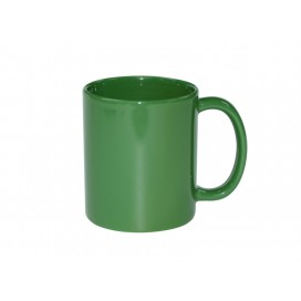 11oz Full Color Mug(Glossy, Green) (36/pack)