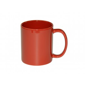11oz Full Color Mug(Glossy, Red)(36/pack)