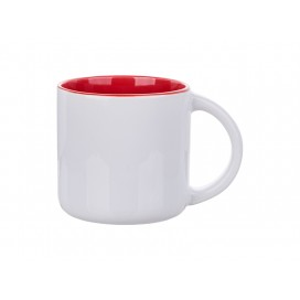 14oz Two-Tone Color Mug (Red) (36/carton)