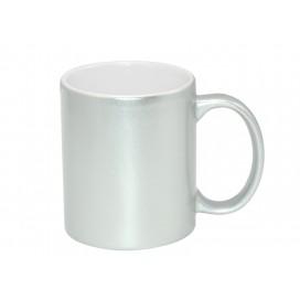 11oz Silver Mug (36/case)