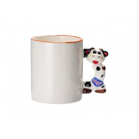 11oz Animal Mugs-Ox with Box(48/pack)