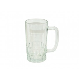20oz Clear Glass Beer Sublimation Mug (24/case)