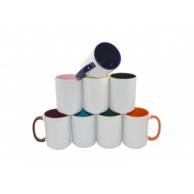 15oz Inner Rim Color Mug (36/carton)
