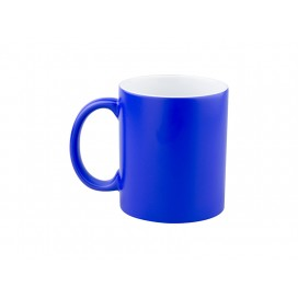 11oz Color Changing Mugs(Blue, Semi-Glossy) (48/case)