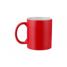 11oz Color Changing Mugs(Red, Semi-Glossy) (48/case)