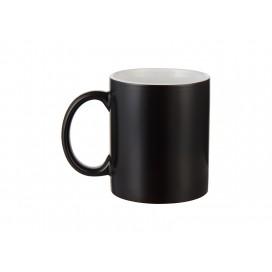 11oz Black Color Change Mug Matt Finish (48/case)